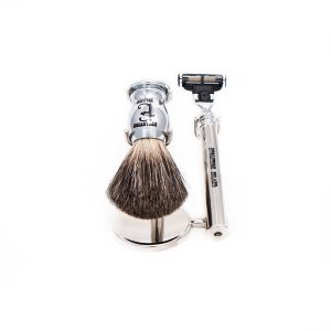 "Evolution Island ""The Aladin"" Mach 3 Shaving Set"