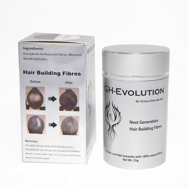 GH-EVOLUTION HAIR BUILDING FIBRES