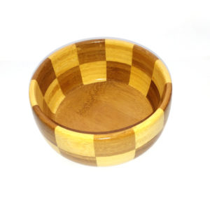 Bamboo Shaving Bowl