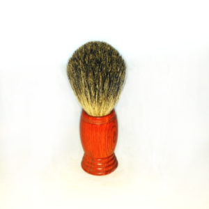 Orange Wood Badger