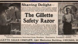 HISTORY OF WET SHAVING AND WHY IT IS GAINING BACK POPULARITY